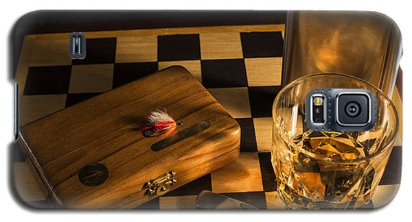 Gentlemen's Weekend Galaxy S5 Case by Andrew Pacheco