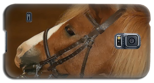 Galaxy S5 Case featuring the photograph Genuine Pony by Jerome Lynch