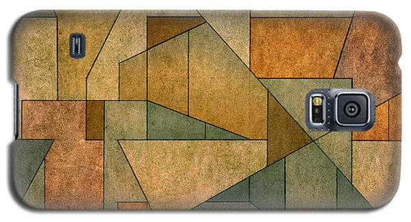 Geometric Abstraction Iv Galaxy S5 Case