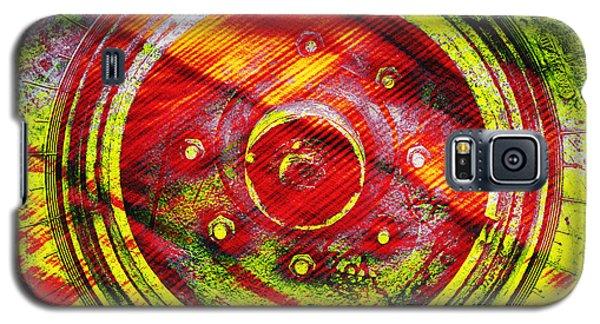 Geometric Colors  Galaxy S5 Case