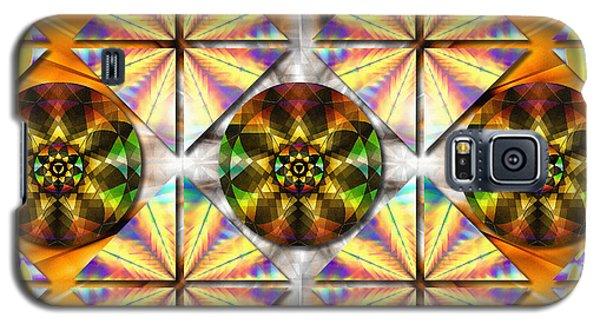 Geometric Dreamland Galaxy S5 Case