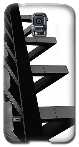 Geometrized Galaxy S5 Case