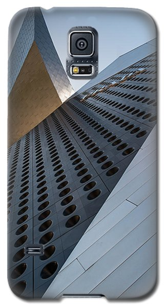 Galaxy S5 Case featuring the photograph Geometry by Glenn DiPaola
