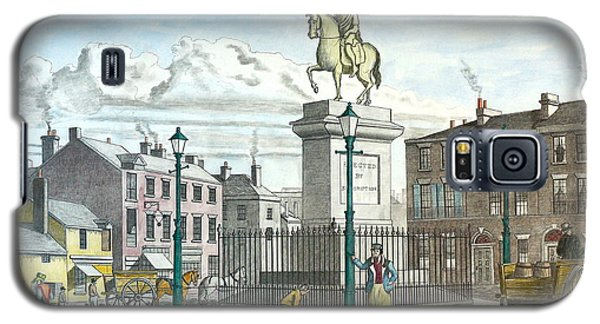 George 111 Statue Liverpool Galaxy S5 Case