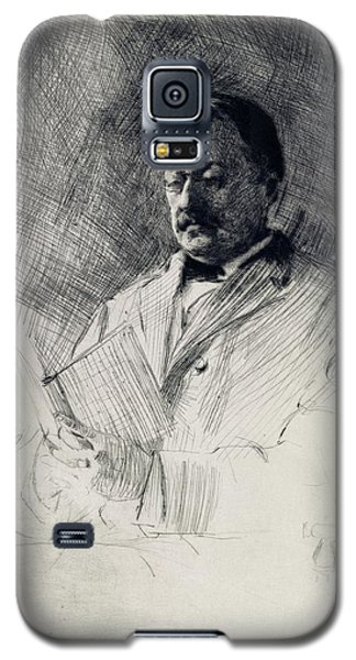 George Agassiz Galaxy S5 Case by Library Of Congress