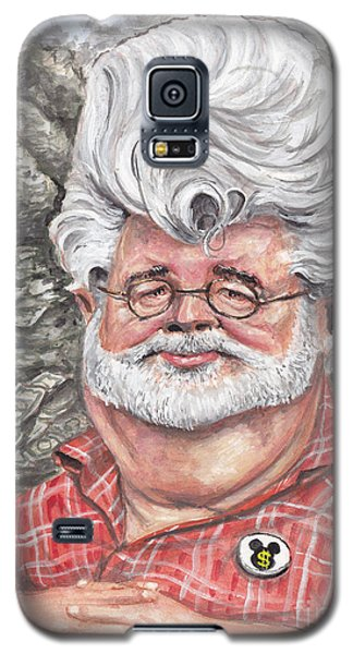 George Lucas Galaxy S5 Case