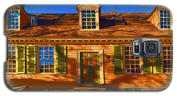 George Pitt House Galaxy S5 Case