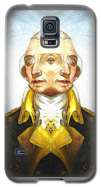 George-washington 1 Galaxy S5 Case