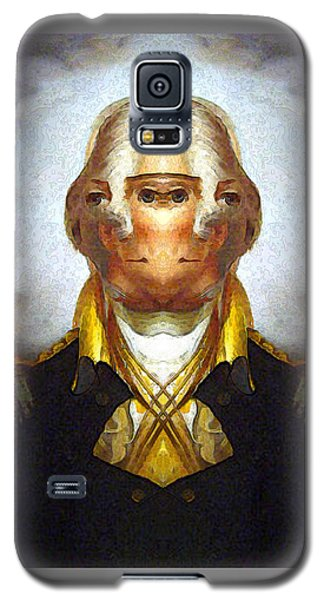 George-washington 2 Galaxy S5 Case