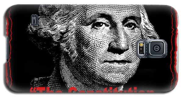 George Washington And The Constitution Galaxy S5 Case