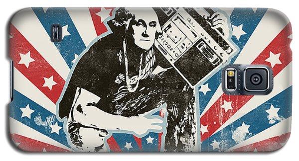 George Washington - Boombox Galaxy S5 Case