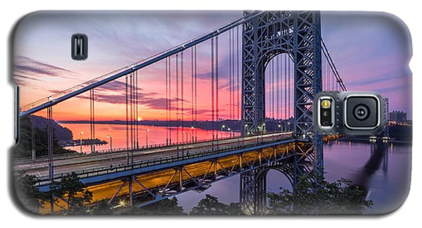 George Washington Bridge Galaxy S5 Case
