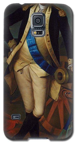 George Washington Galaxy S5 Case by Charles Wilson Peale