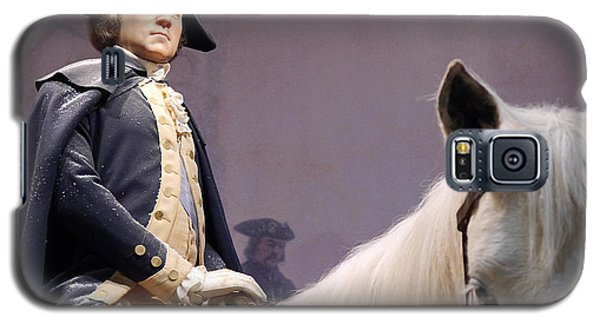 George Washington  Galaxy S5 Case by Richard Reeve