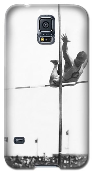 Georgetown Decathlon Star Galaxy S5 Case by Underwood Archives