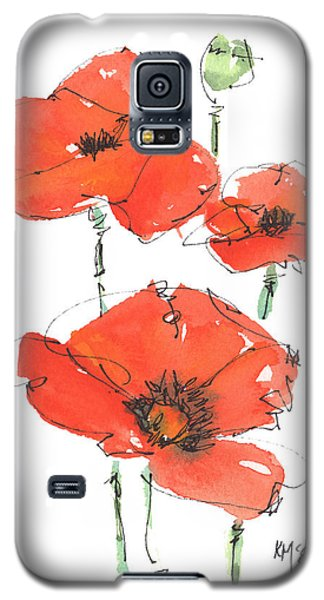 Georgetown Texas The Red Poppy Capital Galaxy S5 Case