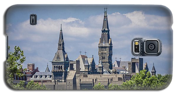 Georgetown University Galaxy S5 Case