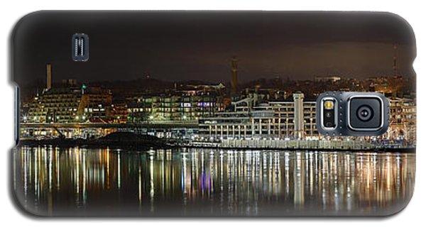 Georgetown Waterfront Galaxy S5 Case