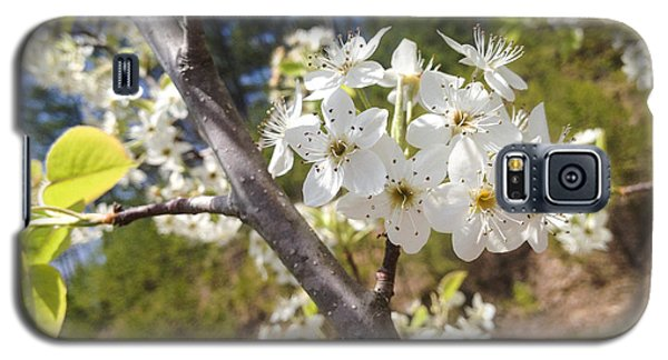 Georgia Blossoms Galaxy S5 Case