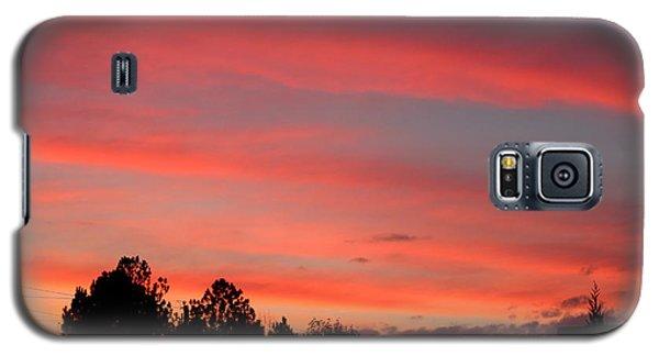 Georgia Sunset Galaxy S5 Case