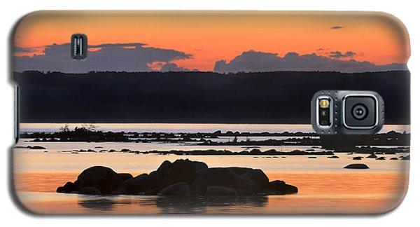 Georgian Bay Sunset-1 Galaxy S5 Case