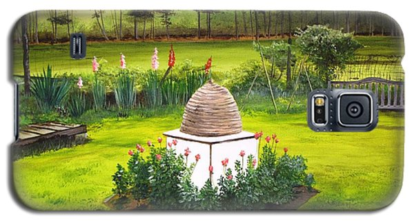 Georgian Herb Garden Galaxy S5 Case by Kevin F Heuman