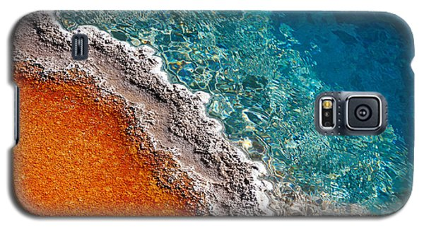 Geothermic Layers Galaxy S5 Case