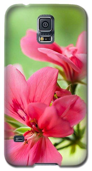 Geranium Gift Galaxy S5 Case
