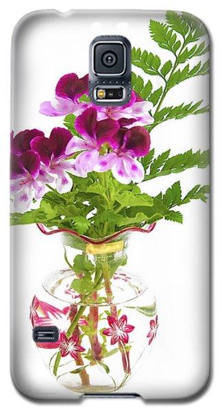 Geranium 'witchwood' Galaxy S5 Case