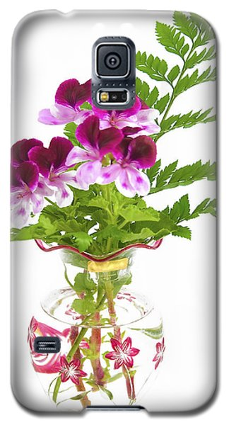 Geranium 'witchwood' Galaxy S5 Case