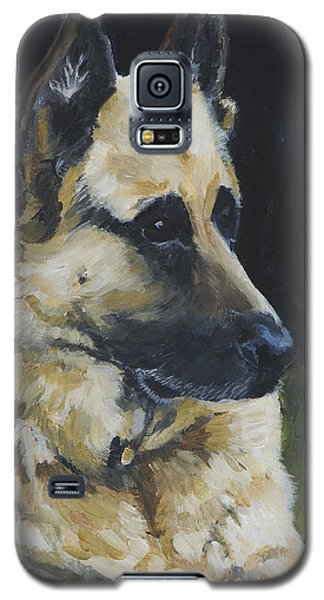 Germain Shepherd Galaxy S5 Case