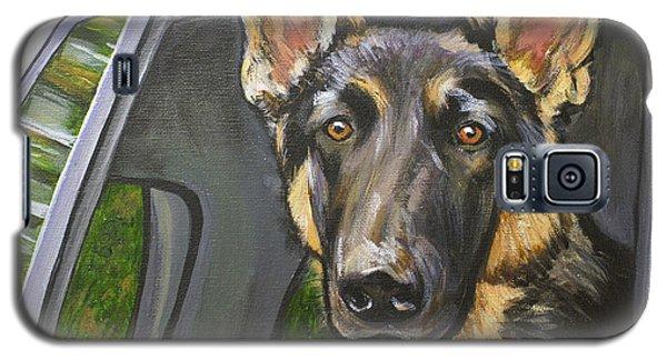 German Shepherd  Galaxy S5 Case