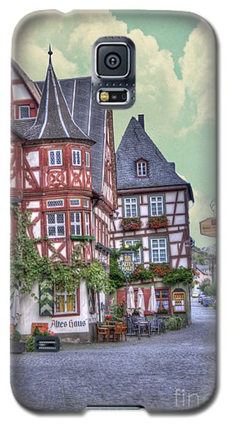 German Village Along Rhine River Galaxy S5 Case