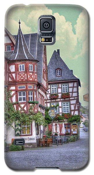 German Village Along Rhine River Galaxy S5 Case
