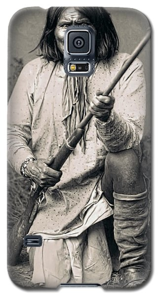 Geronimo - 1886 Galaxy S5 Case by Daniel Hagerman