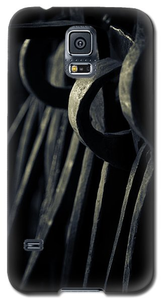 Get A Grip... Galaxy S5 Case by Russell Styles