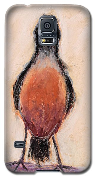 Get Out Of My Yard Galaxy S5 Case by Billie Colson