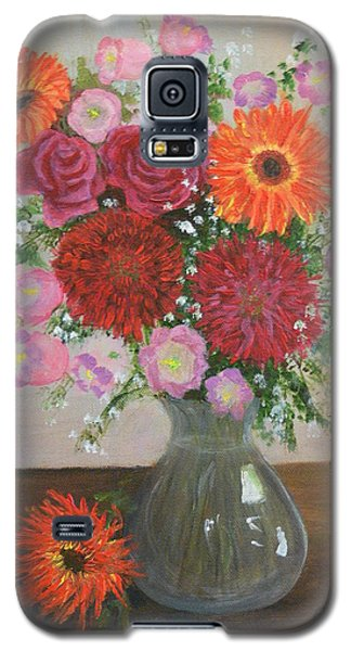 Get Well Flowers Galaxy S5 Case