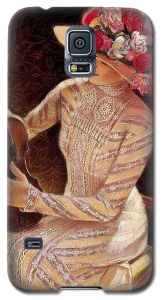 Getting In Tune Galaxy S5 Case by Sue Halstenberg