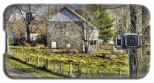 Galaxy S5 Case featuring the photograph Gettysburg At Rest - Sarah Patterson Farm Field Hospital by Michael Mazaika
