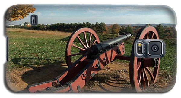 Gettysburg Cannon Galaxy S5 Case