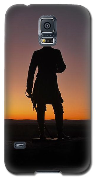 Gettysburg Sunset Galaxy S5 Case by Ed Sweeney
