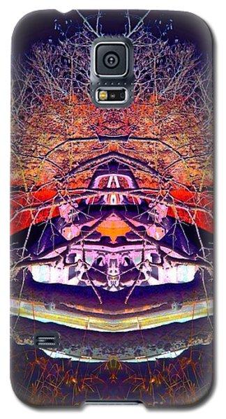 Ghost Car Galaxy S5 Case by Karen Newell