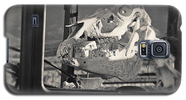 Ghost Car Of Equine Death Galaxy S5 Case
