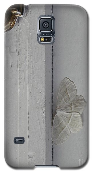Ghost Doorbell Moth Galaxy S5 Case