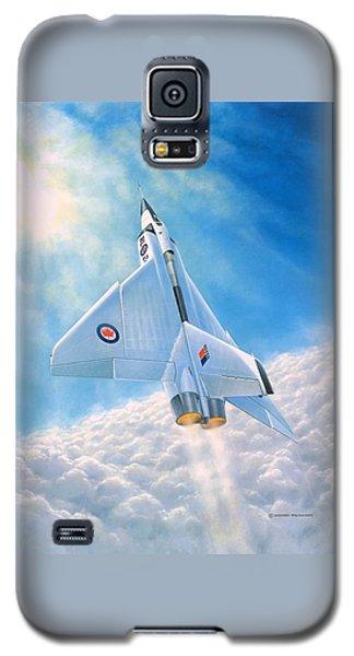 Ghost Flight Rl206 Galaxy S5 Case