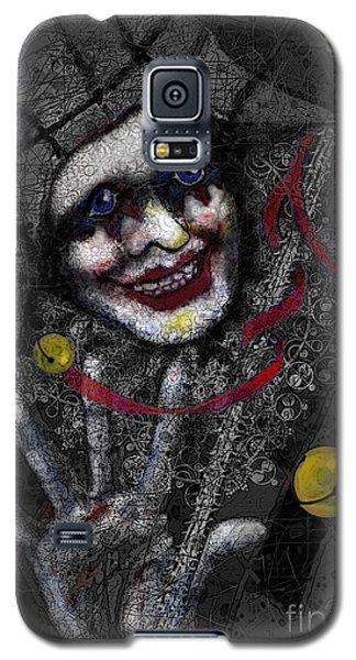 Ghost Harlequin Galaxy S5 Case