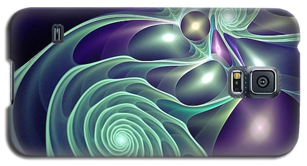 Ghost Lights Galaxy S5 Case