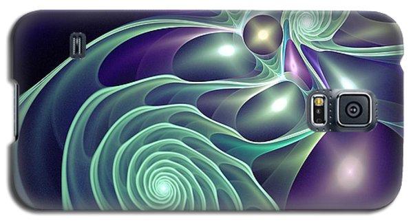 Ghost Lights Galaxy S5 Case by Anastasiya Malakhova