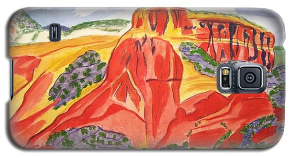 Ghost Ranch New Mexico Galaxy S5 Case